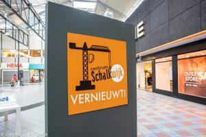 Centrum Schalkwijk vernieuwt